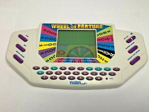 Wheel of Fortune Game Vintage 1995 Tiger Electronics E2 for sale online