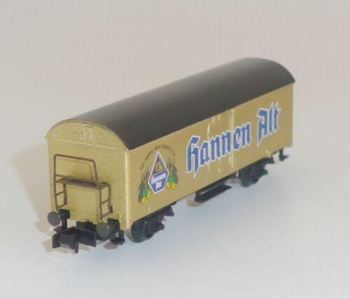 Fleischmann 5063 K 3-camion vagoni b3tr 2 classe DB traccia h0 OVP
