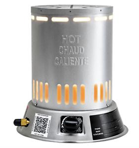 Portable Propane Space Heater 25k BTU Convection Indoor Outdoor ...