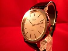 RADO DIASTAR 717.0100.3 SILVER VINTAGE MENS WATCH ST.STEEL QUARTZ MADE SWISS NR