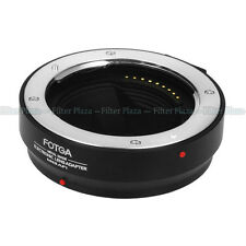Fotga AF Auto Focus Adapter for Olympus Panasonic M43 Lens-Micro 4/3 Camera MMF1