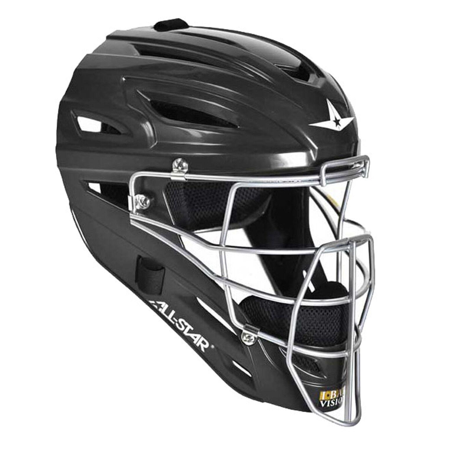 AllStar Ultracool MVP Adult Baseball Catchers Helmet (NEW) Lists @