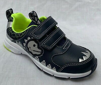 BNIB Clarks Boys Stomp Rex Leather Shoes School Shoes E//F//G//H Fitting