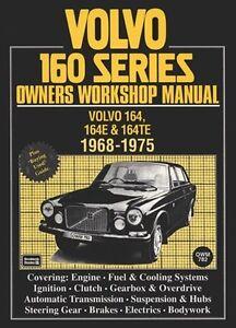 new owners workshop service repair manual volvo 160 series 164 e rh ebay com