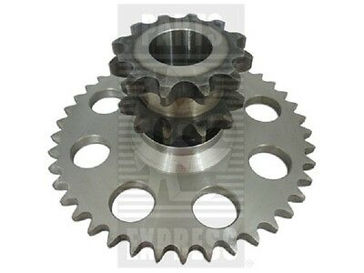 Case Chain Drive Sprocket Bearing Part WN-D64175 for Skid Steer 1845 1845B 1845C
