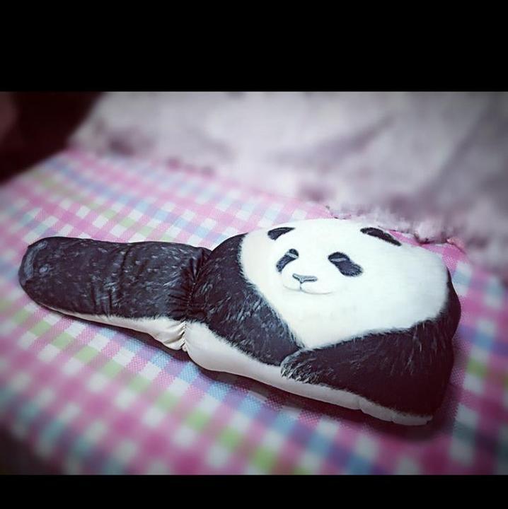 Topsale  Japan Japan Japan Lifelike Panada Hug Pillow Sleep Cotton Plush bambola Birthday Gifts 60d4cc
