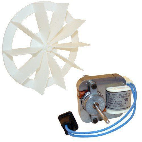Broan Replacement Bathroom Exhaust Fans: Broan S97012038 Ventilation Fan Motor And Blower W