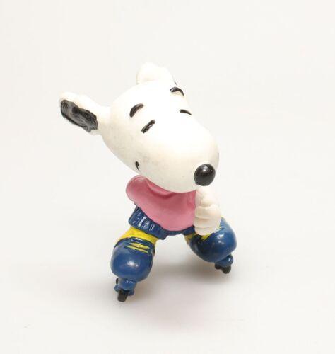 Figurine plastique Snoopy Snoopy roller Schleich