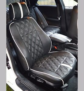 Image Is Loading BMW 1 Series Coupe E82 Diamond Quilted Tailored