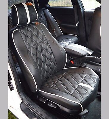 BMW 2 SERIES COUPE QUILTED FRONT SEAT COVERS PROTECTORS 1+1