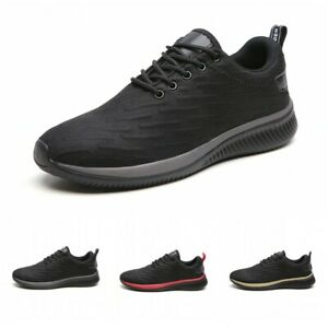 Mens-Jogging-Running-Shoes-Trainers-Sport-Casual-Breathable-Sneakers-Athletics-B