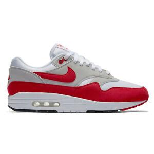Détails sur Nike Air Max 1 OG Anniversary Red