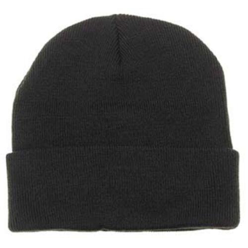 Rollmütze Mütze Haube Winter Wintermütze Strickmütze schwarz oliv blau NEU