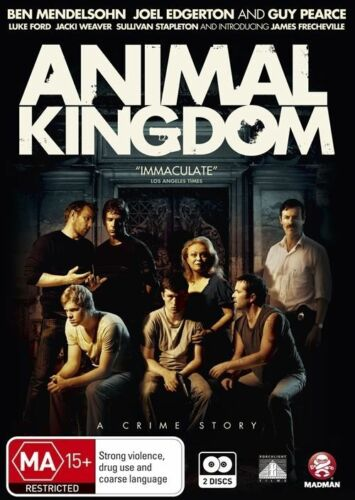 1 of 1 - Animal Kingdom (DVD, 2010, 2-Disc Set)