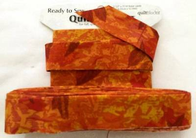 "Quilt Binding Fabric 2 1//2/"" X 12 Linear yards#ZD-50067-001"