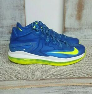 61bdec16479 Nike Lebron 11 Low
