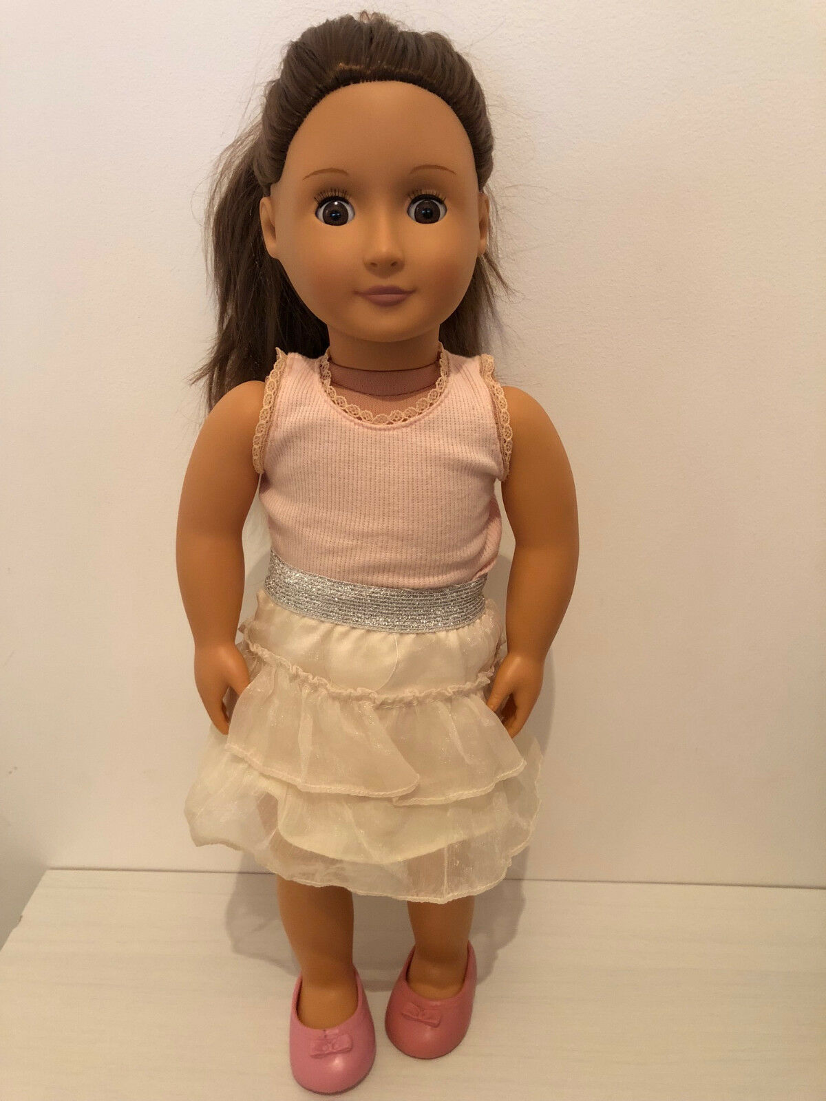 Second Hand Hand Hand OG Sienna Doll great condition Our generation fashion beautiful 302009