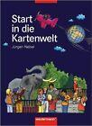 Start in die Kartenwelt von Jürgen Nebel (1991, Geheftet)