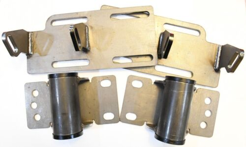 1988-1999 C1500 TRUCK K5 2WD Engine Mount Adapter Swap Kit LSx LS1 LS #14055K