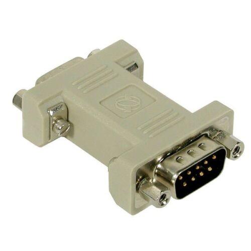 NMA-9 RS-232 Female Pack of 5 Null Modem Adapter//Converter,Serial