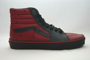 Vans Marvel Deadpool SK8-Hi Red/Black