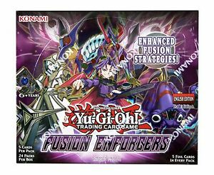 YU-GI-OH-TCG-Fusion-Enforcers-BOX-ENG-ENGLISH-FIRST-EDITION-NEW-SEALED