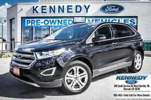 2016 Ford Edge Titanium | BLACK FRIDAY $1,200 OFF LIST PRICE!