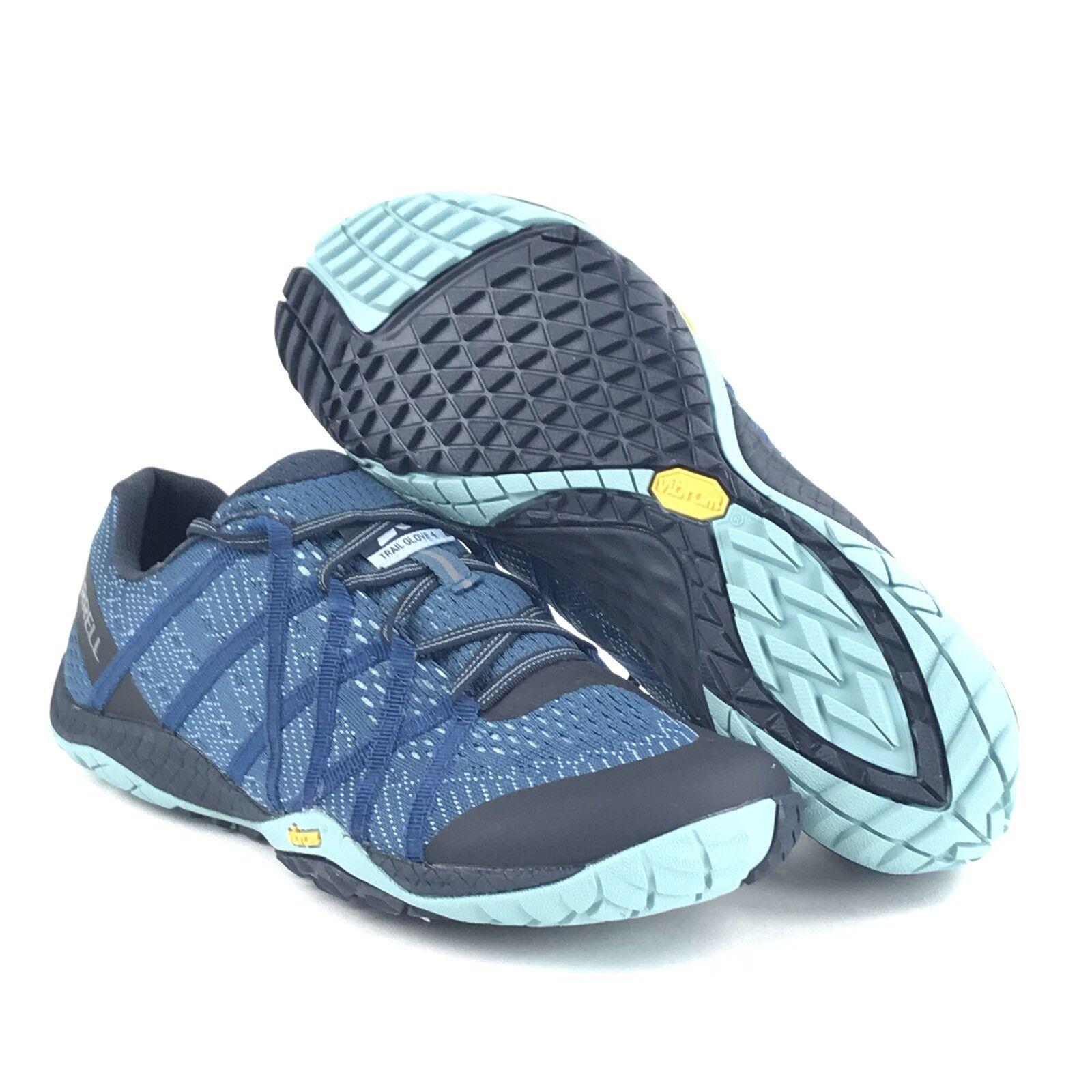 Merrell damen Trail Glove 4E Aqua Mesh Running schuhe Größe 7