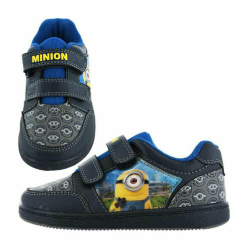Minions Childrens Trainers Minion Axel Boys Sports Trainers