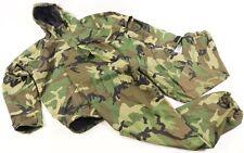 OLDSCHOOL Adventure Tech Jacket & Pants GoreTex Set XLARGE Woodland Navy SEAL