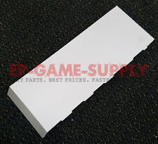 PS4 HDD Hard Drive Bay Cover Shell Matte White For PlayStation 4 USA!