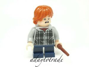 Lego-Harry-Potter-Mini-Figura-Ron-Weasley-75955-75950-HP154-R1233