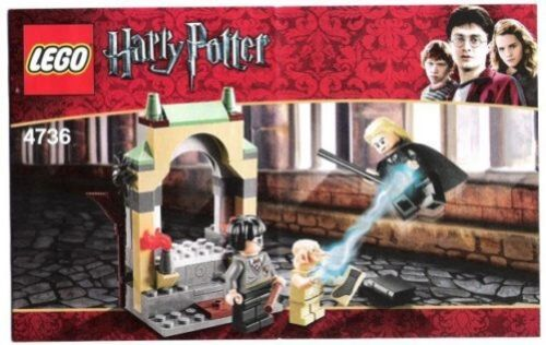 Instructions LEGO 4736 Harry Potter Freeing Dobby INSTRUCTION MANUAL ONLY