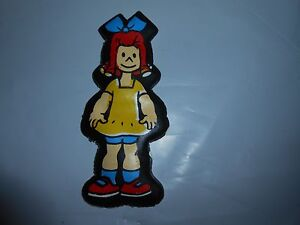 RARE VTG 1974 KING FEATURES SYNDICATE HENRY HENRIETTA PUFFY REFRIGERATOR MAGNET