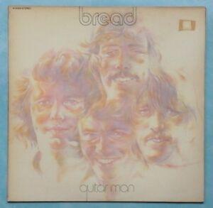 DAVID-GATES-BREAD-GUITAR-MAN-1972-UK-12-TRACK-VINYL-LP-LYRIC-INNER-A1-B1