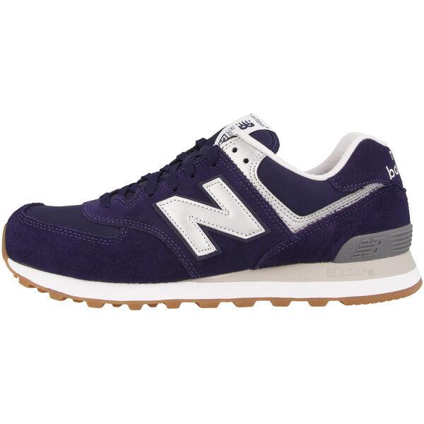 New Balance Ml 574 Hrj shoes blue grey ML574HRJ Zapatillas Deportivas 373