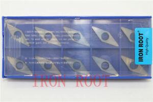 10 pcs SD1504//MD1504 Carbide Inserts Shims Seats Plate For CNC Tool Holder