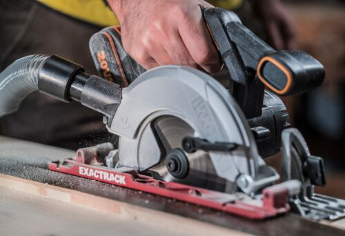 WORX WX530.9 EXACTRACK 18V Cordless Circular Saw 20V MAX BODY ONLY