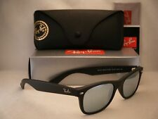 9f02f9460b item 6 Ray Ban 2132 New Wayfarer Matte Black w Silver Mirror Lens (RB2132  622 30 52) -Ray Ban 2132 New Wayfarer Matte Black w Silver Mirror Lens ( RB2132 ...