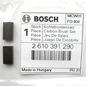 Bosch-Carbon-Brushes-PSB-500-650-Drill-PST-650-700-Saw-PBS-7-Sander-2610391290