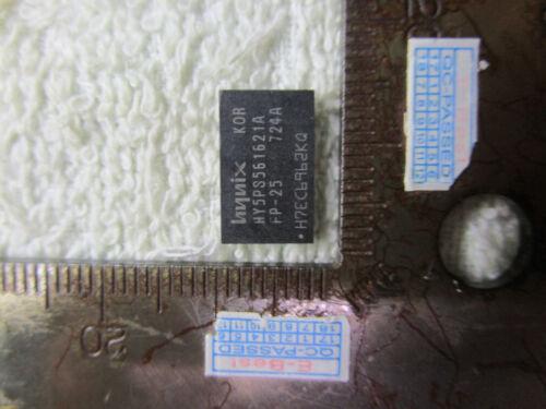 2x Used 561621 HY5PS561621AFP25 HY5PS561621A FP-25 HY5PS561621AFP-25 BGA84 Chip