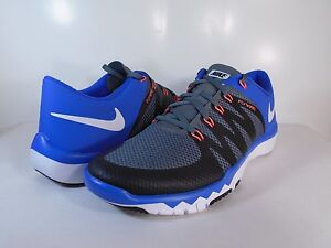 new concept 36d93 ddad0 Image is loading NIKE-MENS-FREE-TRAINER-5-0-V6-Dark-