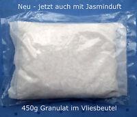 6 X 450g Jasminduft Luftentfeuchter Raumentfeuchter Granulat Vliesbeutel