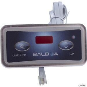 image is loading balboa-mini-spa-hot-tub-control-panel-lite-