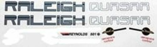 Raleigh Quasar Set