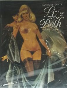 LIZ-amp-BETH-serie-completa-quattro-volumi-Georges-Levis-Glittering-Images