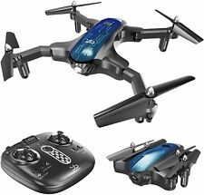 Warrior Toy Drone for Beginners, Portable RC Quadcopter with Foldable Arms