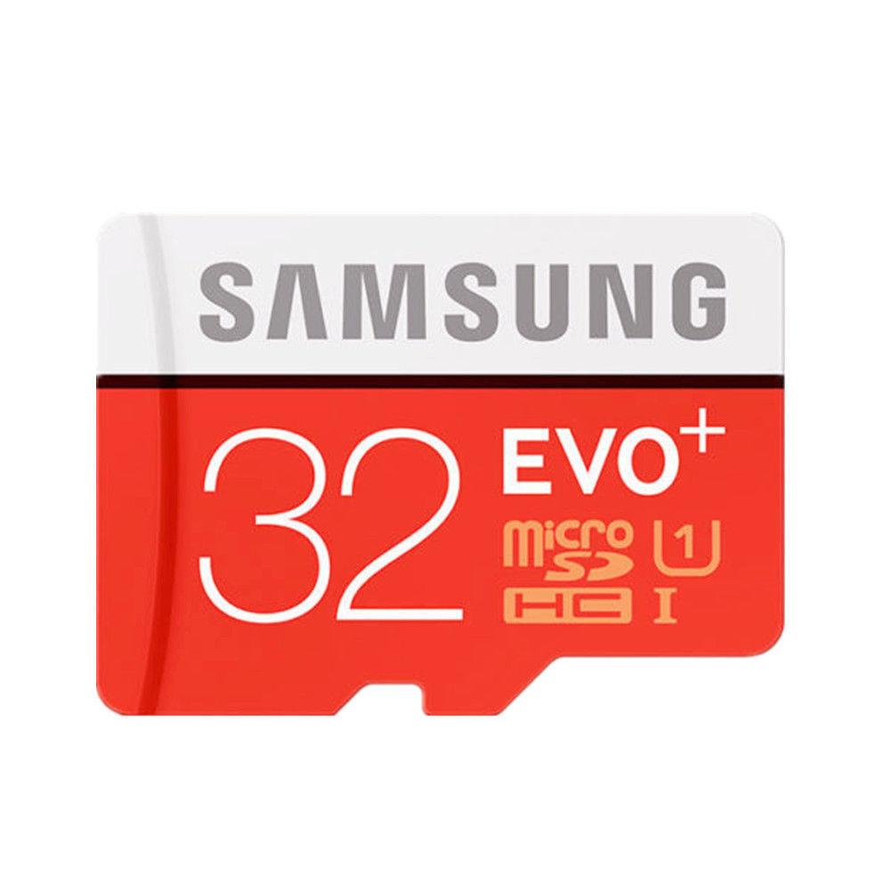Micro SD Card SamSung Evo Plus 128G 64GB 32GB 16G Class 10 SDHC SDXC TF Memory G 4