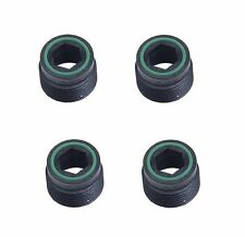 Volkswagen Cabriolet Corrado Fox Set of 4 Fuel Injector Sleeve RPM 037133555A