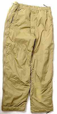 BRITISH ARMY TROUSERS THERMAL WITH INTEGRAL STUFF BAG  (PCS) SIZE(LARGE)